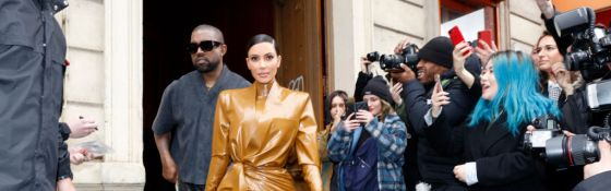 Insiders Claim Kim and Kanye Are Not Getting Back Together