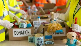 Food donation for poor people