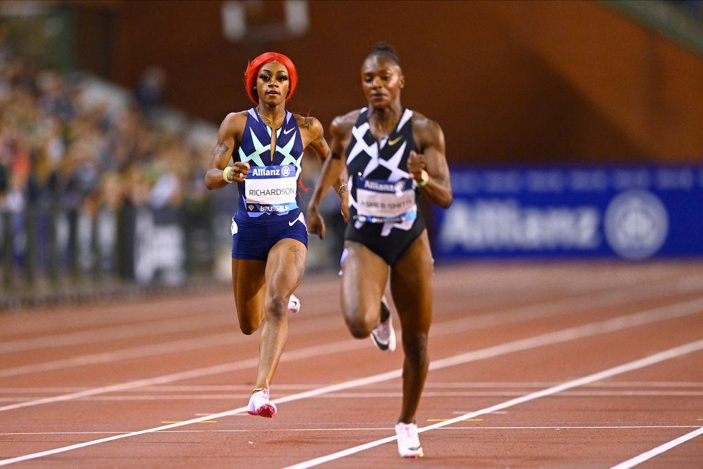 "Usain Bolt Says Sha'Carri Richardson 'Talking A Lot Of Sh*t' Upset Jamaicans: ""Back It Up"""