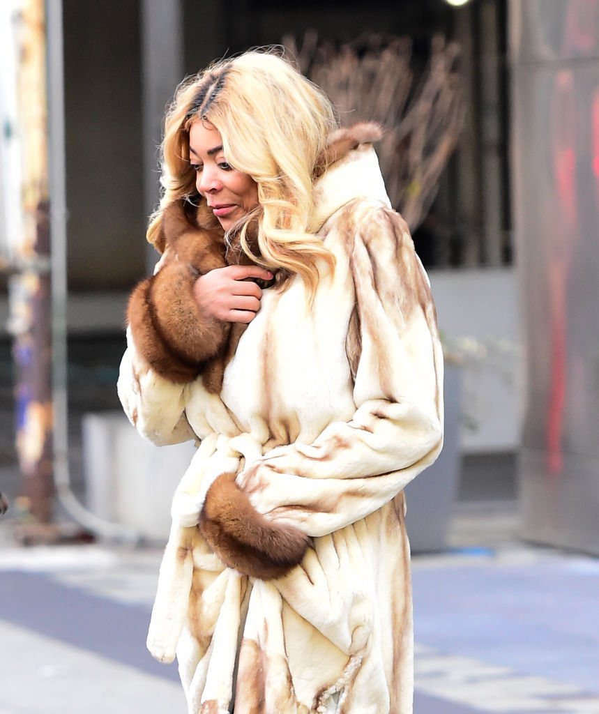 Insider Claims Wendy Williams Was 'Drinking Every Day' Before Hospitalization for Psychiatric Issues