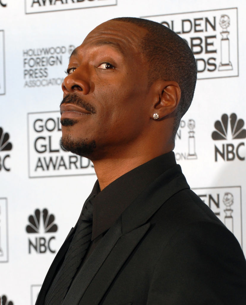 He's Back! Eddie Murphy Set To Star In 3 Films For Amazon, Lands First-Look Deal