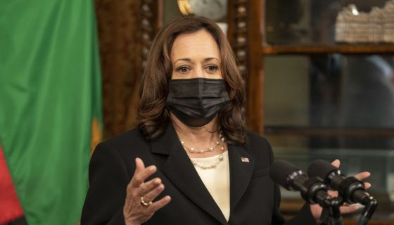 Kamala Harris Interview On 'The View' Delayed After Hosts Test Positive For COVID Live On-Air