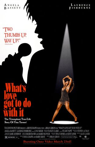 One Sheet For What's Love Got to Do With it