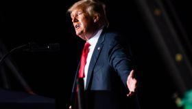 US President Donald J. Trump Save America